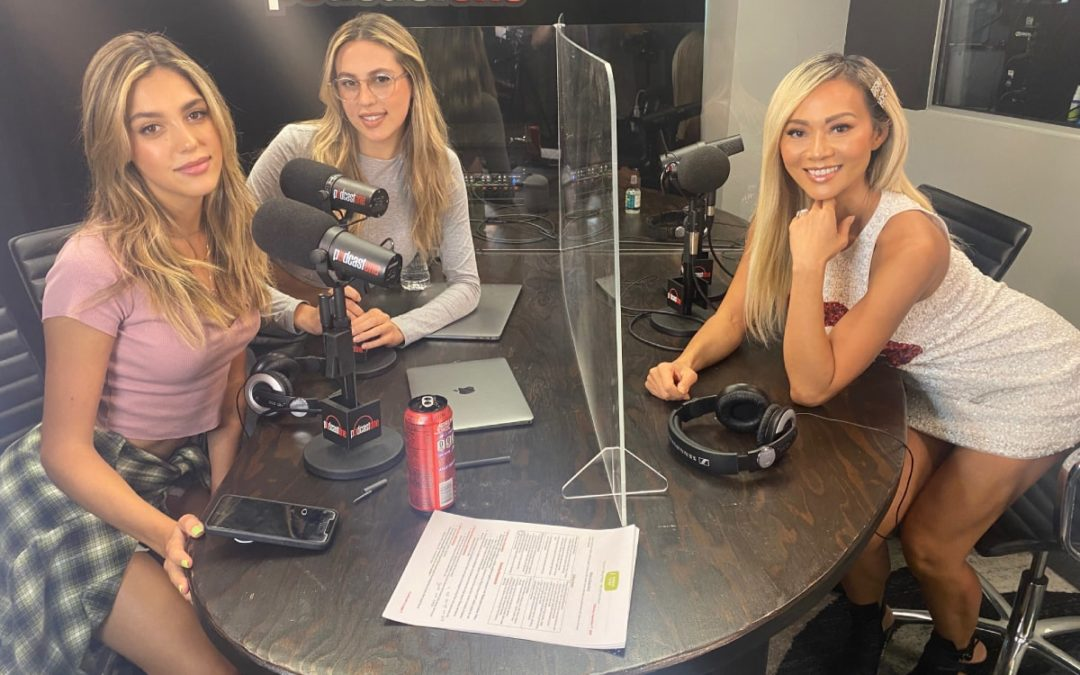 Dr. Cat on UNWAXED podcast with Sophia & Sistine Stallone